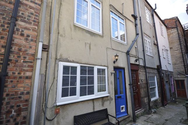 Thumbnail Flat to rent in Burns Yard, Flowergate, Whitby