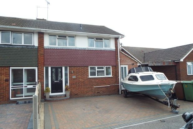 Thumbnail Property to rent in Gadby Road, Sittingbourne