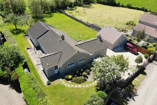 Rear Garden of Stone Allerton, Axbridge BS26