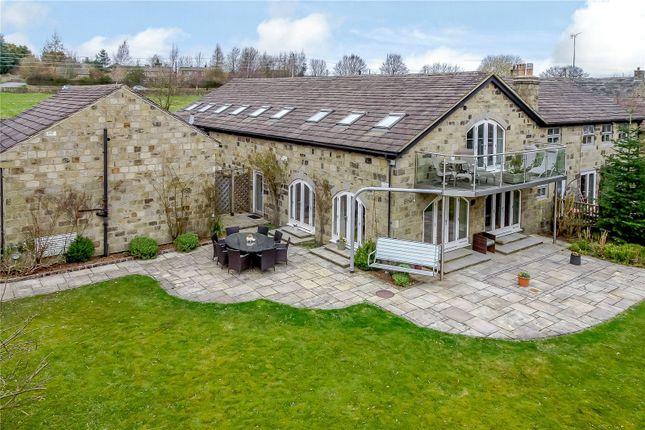Thumbnail Detached house for sale in Wike Ridge Lane, Wike, Leeds