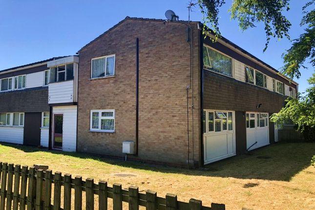 Thumbnail Flat to rent in Beech Avenue, Chelmsley Wood, Birmingham