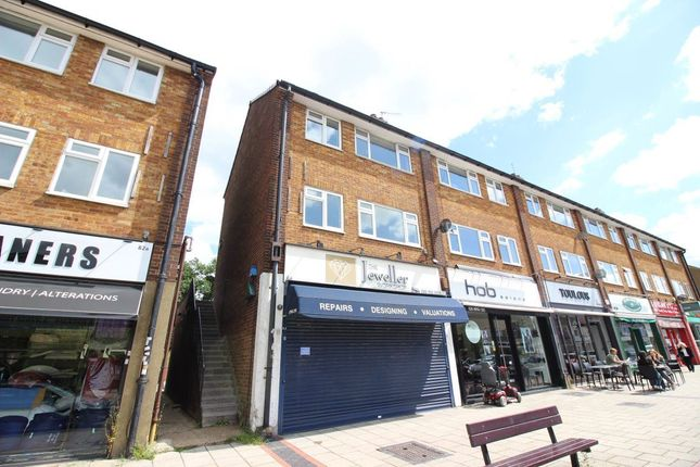 Thumbnail Maisonette to rent in High Road, Bushey Heath, Bushey