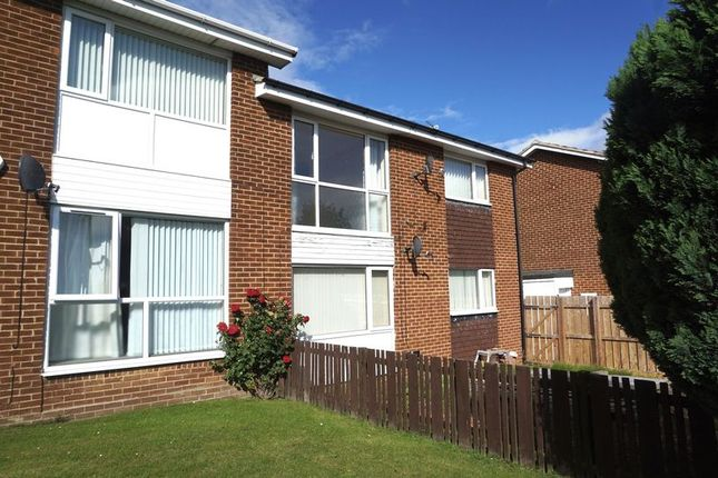 Thumbnail Flat for sale in Redesdale Road, Chester Le Street
