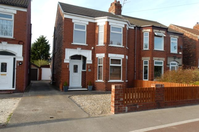 Thumbnail Semi-detached house to rent in James Reckitt Avenue, Hull
