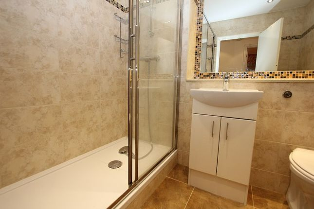 Shower Room of Lodge Close, Canons Drive, Edgware, Greater London. HA8