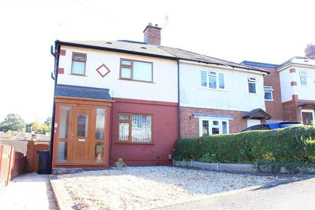 Semi-detached house in  Watling Road  Kenilworth  Birmingham