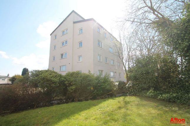 Thumbnail Flat for sale in Afton Road, Cumbernauld, Glasgow