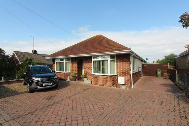 Thumbnail Detached bungalow for sale in Lynn Grove, Gorleston