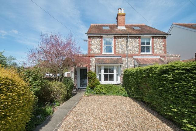 Thumbnail Semi-detached house for sale in The Broadway, Chichester