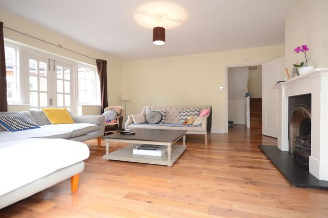 Thumbnail Detached house to rent in Taplow Common Road, Burnham, Slough