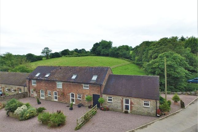 Thumbnail Semi-detached house for sale in Kniveton, Ashbourne