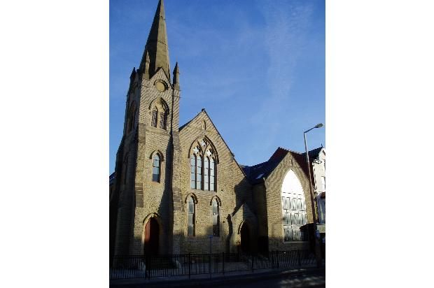 Thumbnail Flat to rent in The Church, 53 Dickson Road, Blackpool