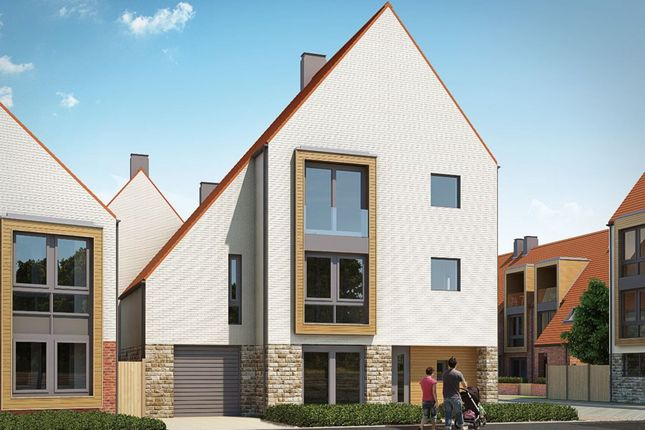 """Thumbnail Detached house for sale in """"Eagle"""" at Meadlands, York"""