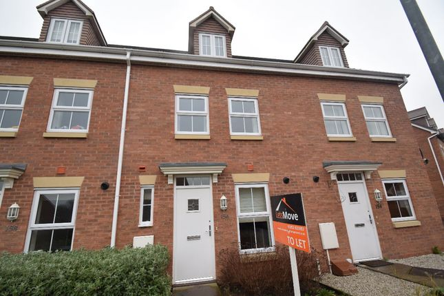 Thumbnail Terraced house to rent in Highlander Drive, Donnington, Telford