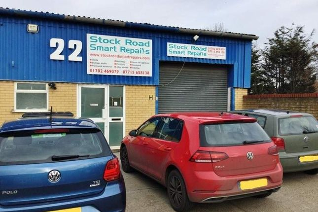 Parking/garage for sale in 22 Stock Road, Southend-On-Sea