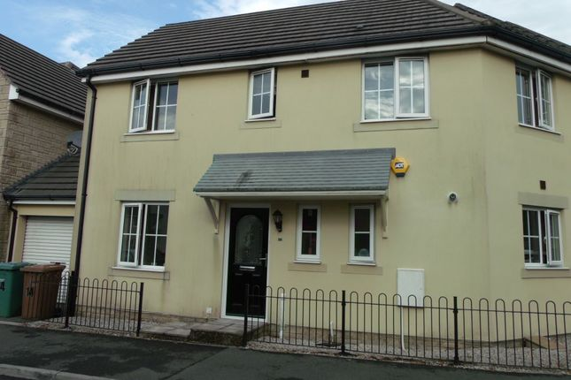 Thumbnail Semi-detached house to rent in Lady Fern Road, Roborough, Plymouth