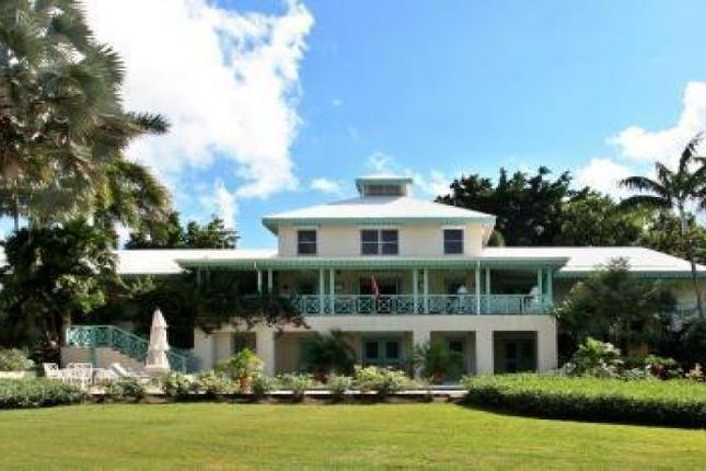 Thumbnail Villa for sale in Four Seasons Resort, Nevis, Saint Thomas Lowland