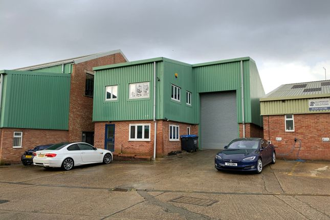 Thumbnail Warehouse to let in 12 Blackbrook Business Park, Blackbrook Road, Fareham