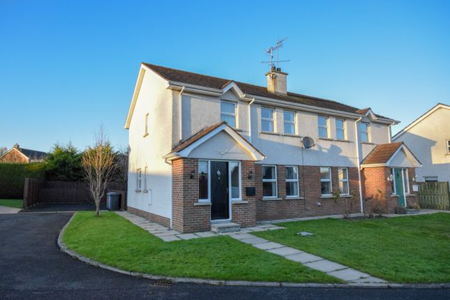 Thumbnail Semi-detached house for sale in 8 Hazel Grove, Tobermore
