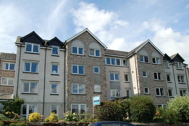 Thumbnail Flat for sale in 20 Grayrigge Court, Kents Bank Road, Grange-Over-Sands, Cumbria