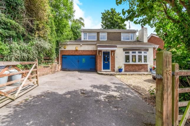 Thumbnail Detached house for sale in Scotby Avenue, Walderslade, Chatham, Kent