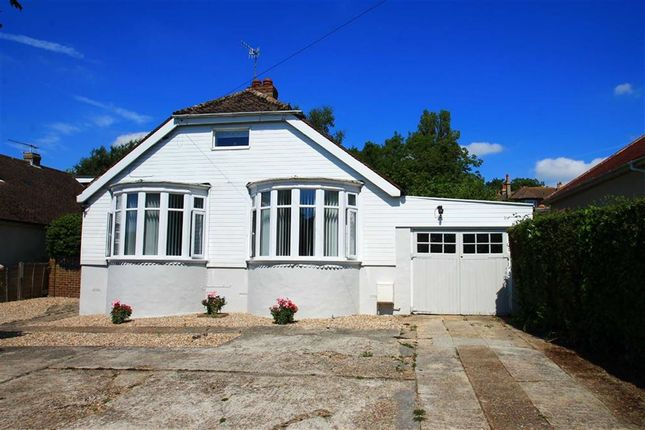 Thumbnail Detached bungalow for sale in Old Harrow Road, St Leonards-On-Sea, East Sussex