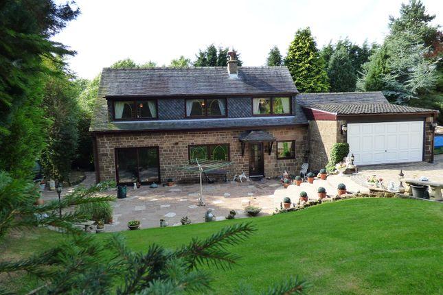 Thumbnail Detached house for sale in Basford Green Lane, Ferneyhill, Near Leek, Staffs