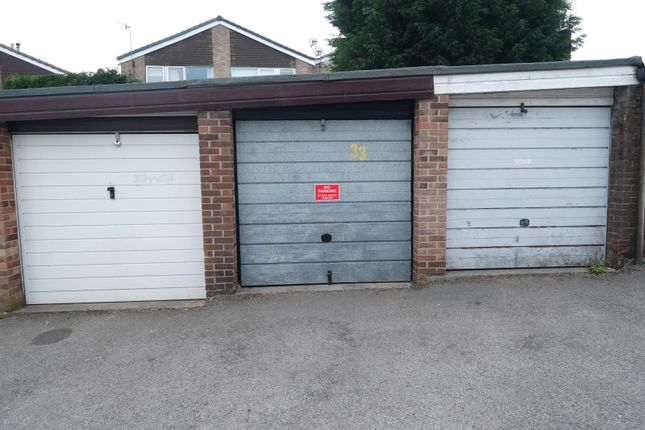 Garage of 33 Mount View Road, Sheffield S8