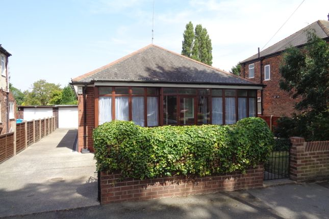 Thumbnail Detached bungalow for sale in Bricknell Avenue, Hull