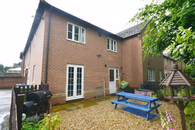 Thumbnail Terraced house for sale in Pound Farm Courtyard, Brockworth, Gloucester