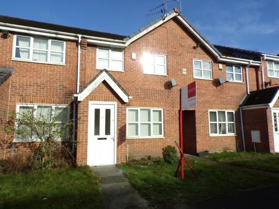 External of Signal Drive, Monsall, Manchester, Greater Manchester M40
