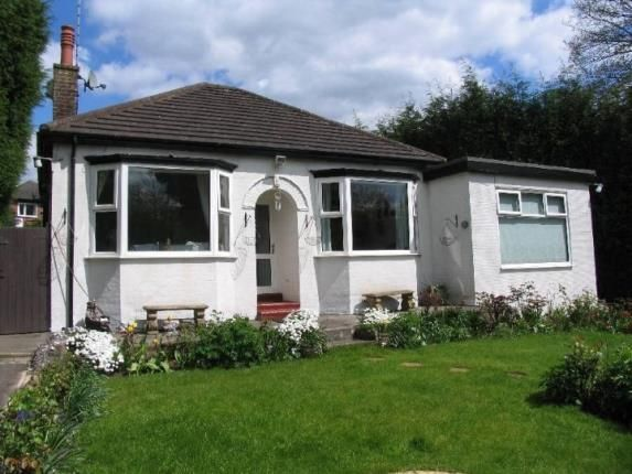 Thumbnail Bungalow for sale in Congleton Road North, Church Lawton, Cheshire