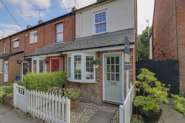 Thumbnail End terrace house for sale in Beech Hill Road, Sunningdale, Ascot
