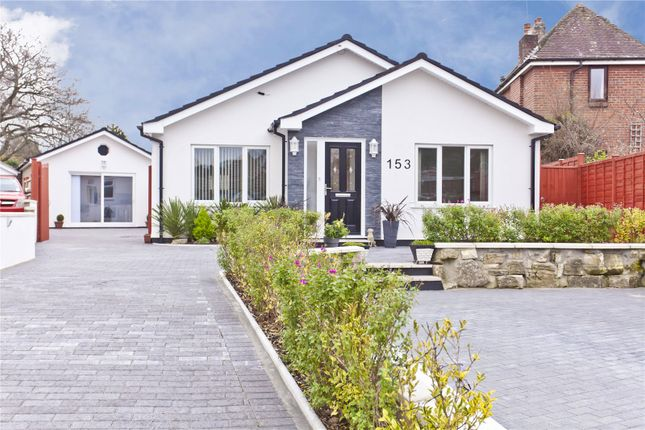Thumbnail Detached bungalow for sale in Lake Road, Hamworthy, Poole