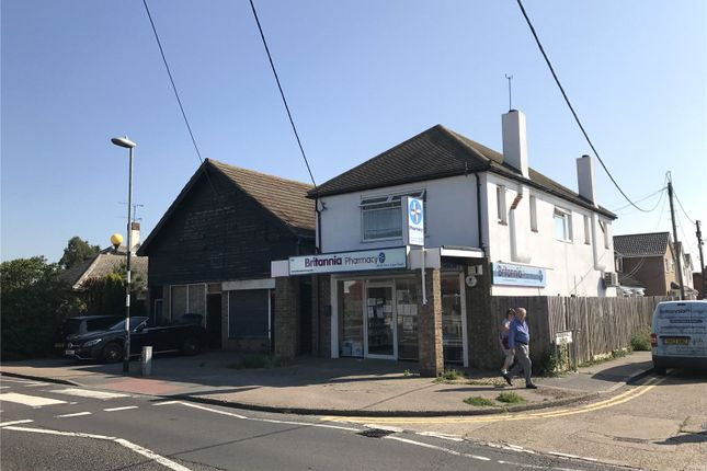 Thumbnail Retail premises for sale in High Street, Canvey Island, Essex
