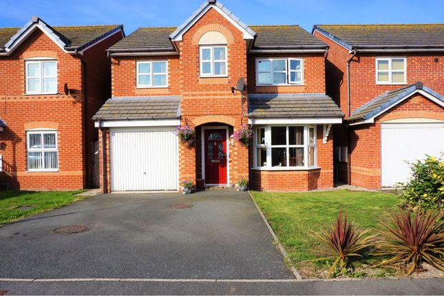 Thumbnail Detached house for sale in Pen Y Cae, Abergele
