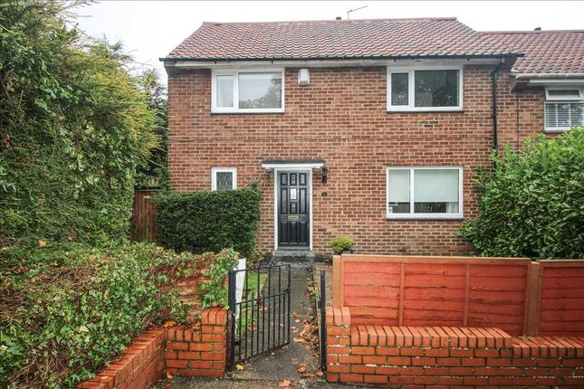Thumbnail 3 bed semi-detached house to rent in Neale Walk, Kenton, Newcastle Upon Tyne