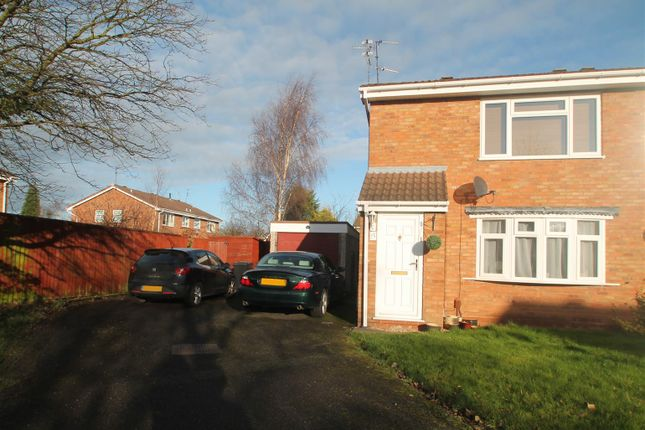 Thumbnail Flat for sale in Northover Close, Wolverhampton
