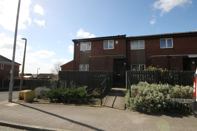 Thumbnail Flat to rent in Gloucester Court, Horwich, Bolton