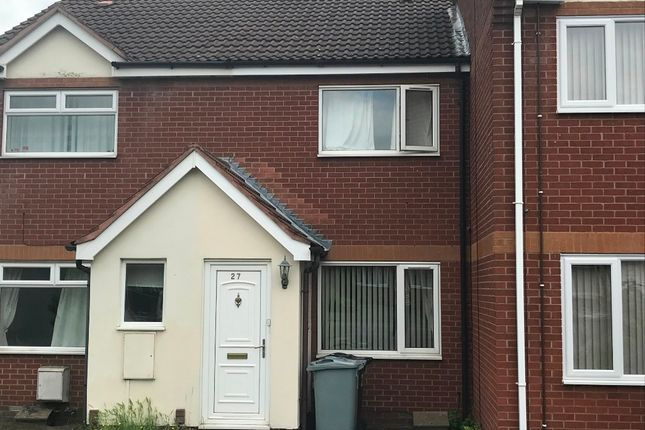 Thumbnail Property to rent in Campbell Close, Grantham