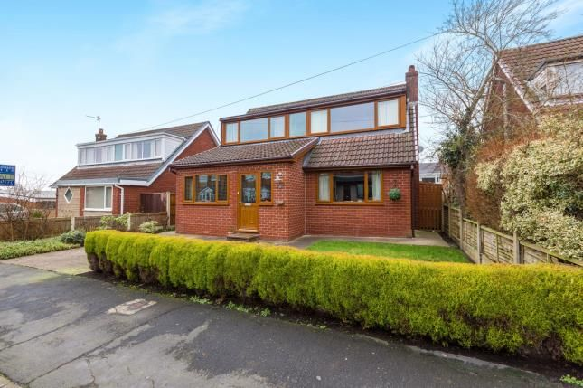 Thumbnail Detached house for sale in Fox Lane, Hoghton, Preston