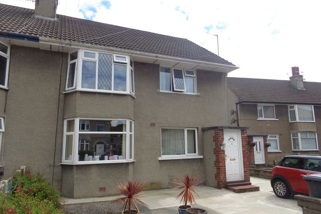 Thumbnail Flat to rent in Nicholson Crescent, Morecambe