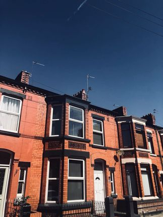 Thumbnail Terraced house to rent in Foxdale Road, Liverpool, Merseyside