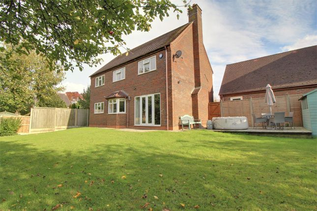 Thumbnail Detached house for sale in Lime Tree Court, Gloucester