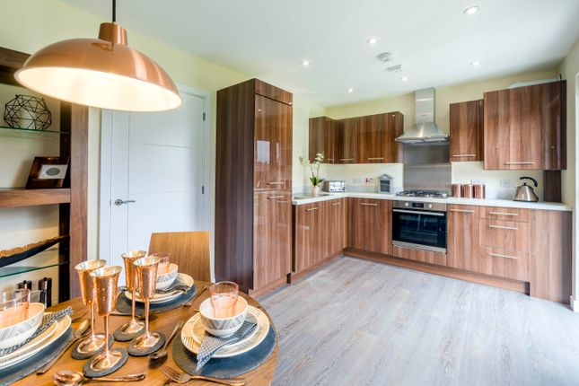1 bed flat for sale in Kestrel Way, Perth