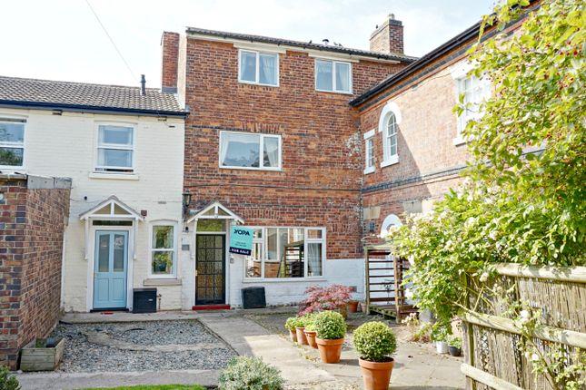 Thumbnail Terraced house for sale in Love Lane, Wem, Shrewsbury