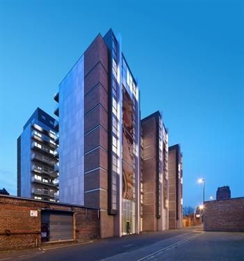 1 bed flat to rent in Norfolk Street, Liverpool L1