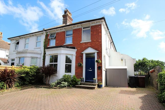 Thumbnail Semi-detached house for sale in Rattle Road, Westham