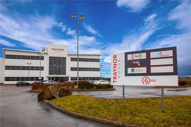 Thumbnail Office to let in Traynor House, Traynor Way Peterlee, County Durham