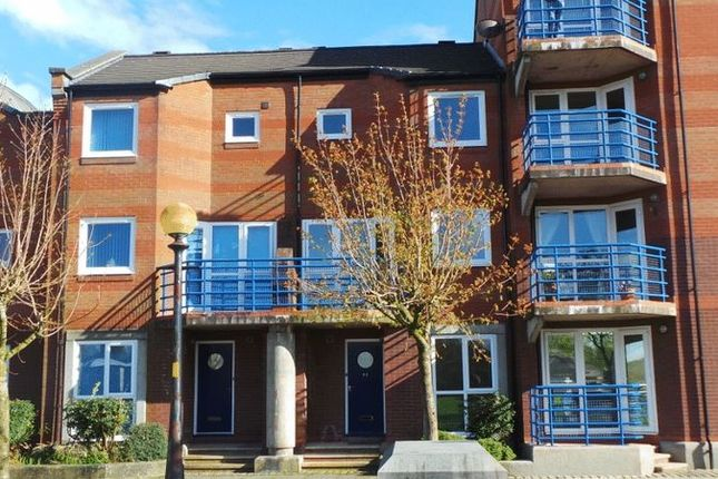 Thumbnail 3 bed property for sale in Princes Reach, Docklands, Preston